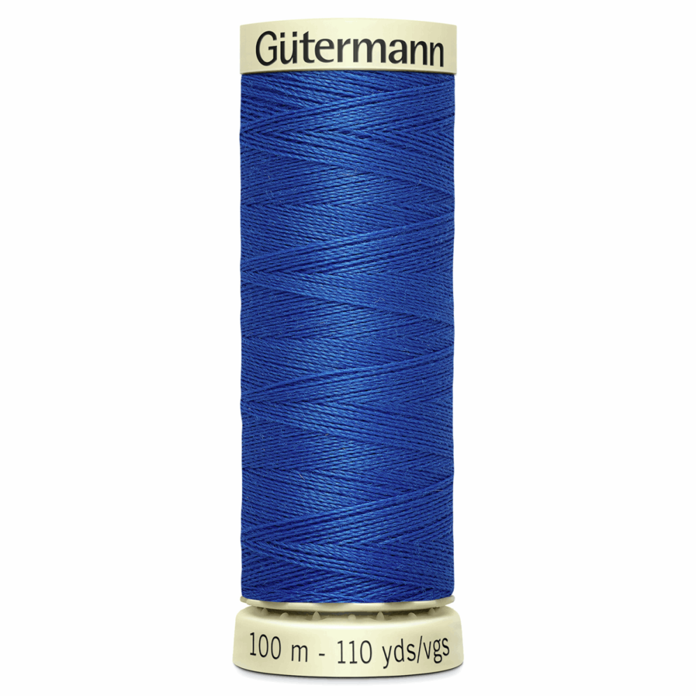 Sew All Polyester Sewing Thread Colour 315 Admiral Blue