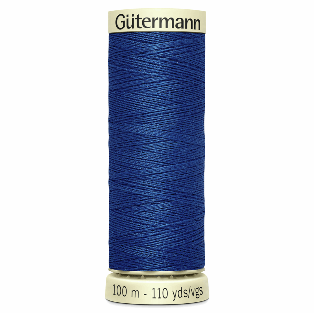 Sew All Polyester Sewing Thread Colour 214 Oxford Blue