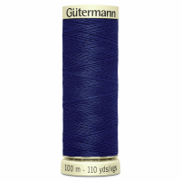 Sew All Polyester Sewing Thread Colour 309 Navy
