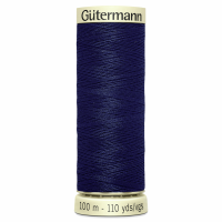 Sew All Polyester Sewing Thread Colour 310 Navy Blue