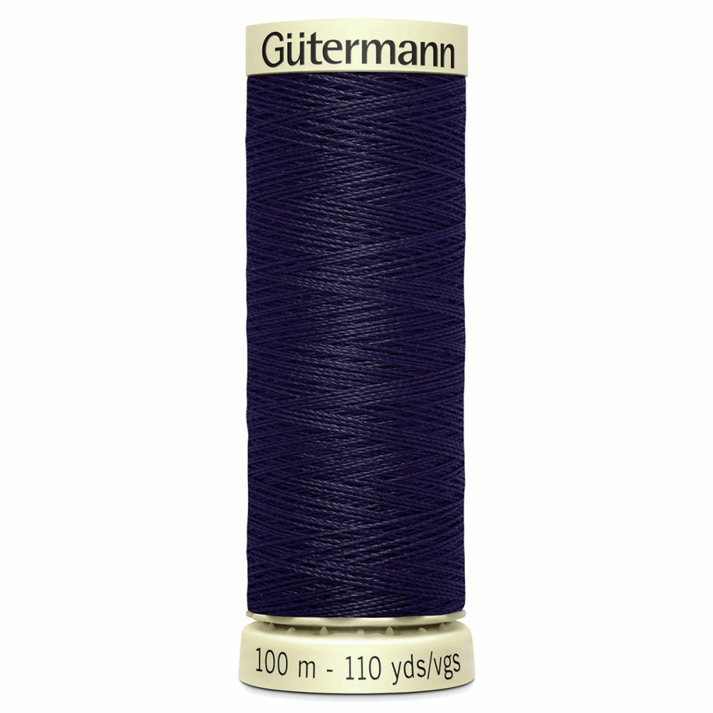 Sew All Polyester Sewing Thread Colour 387 Midnight