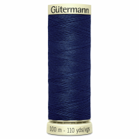 Sew All Polyester Sewing Thread Colour 13 Midnight Blue