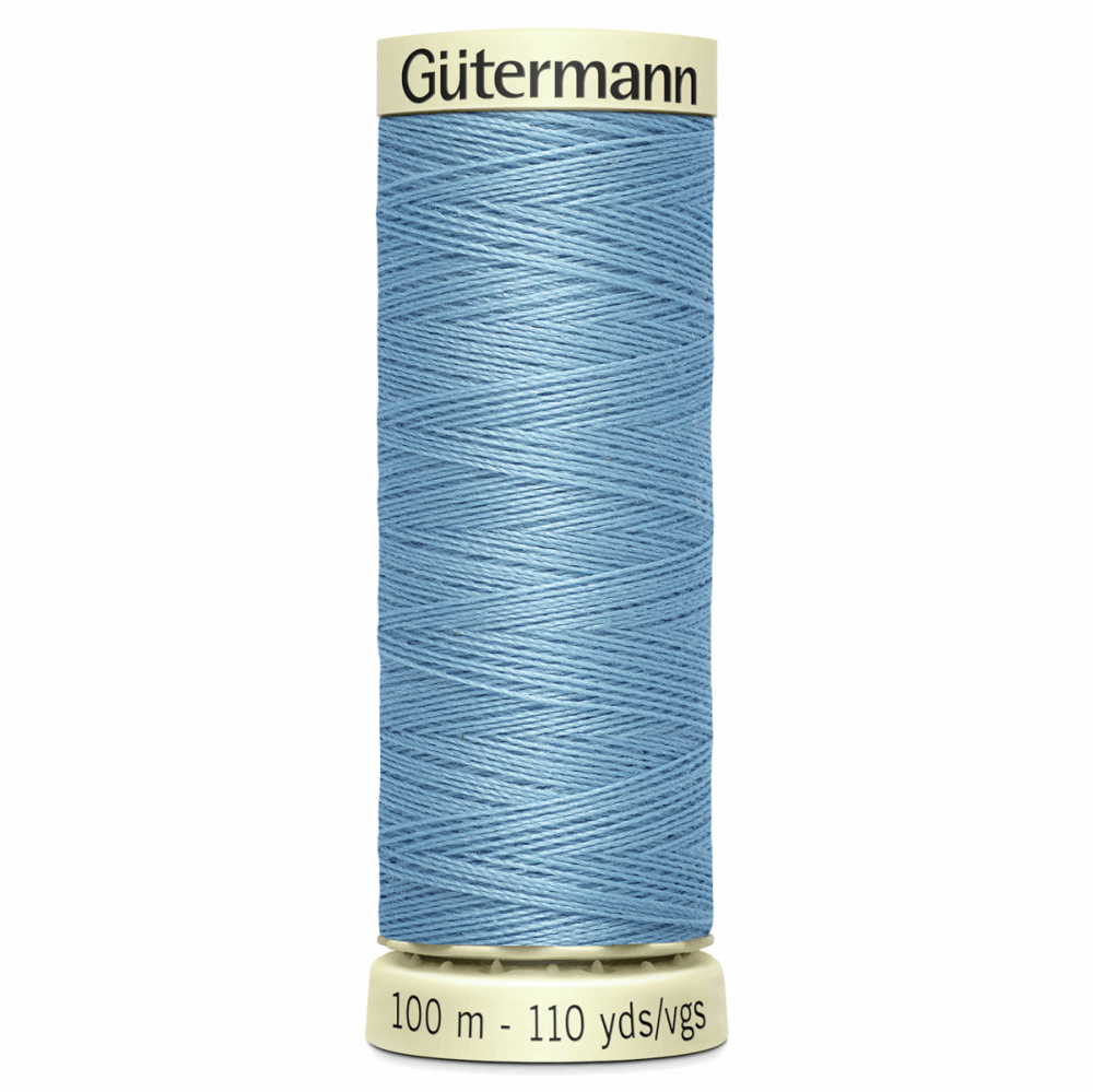 Sew All Polyester Sewing Thread Colour 143 Baby Blue