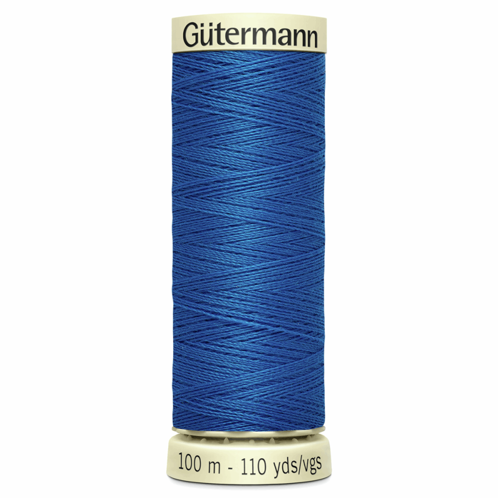Sew All Polyester Sewing Thread Colour 322 Lapis Blue