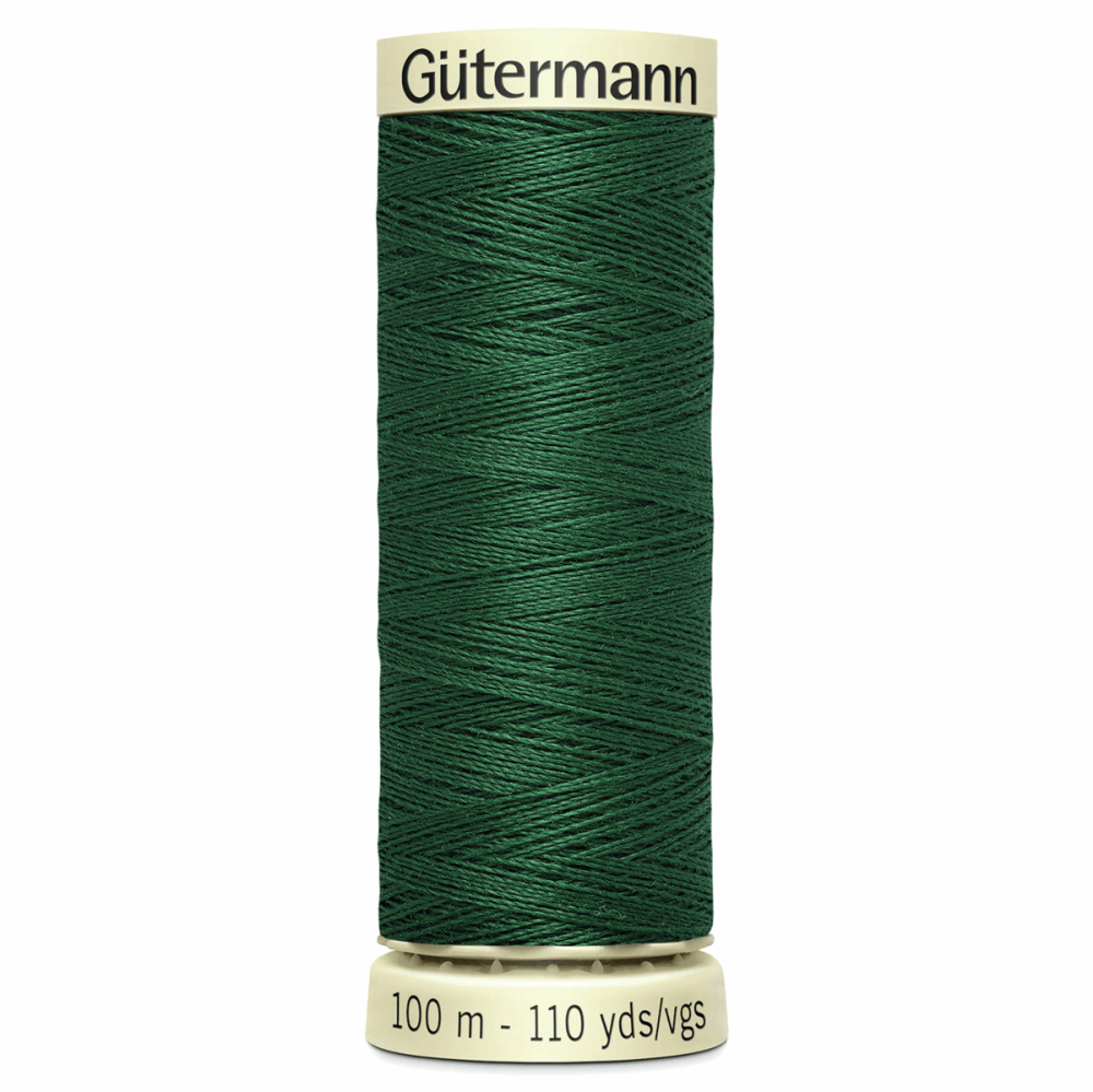 Sew All Polyester Sewing Thread Colour 340 Amazon Green