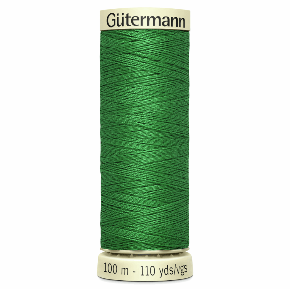 Sew All Polyester Sewing Thread Colour 396 Lucky Green