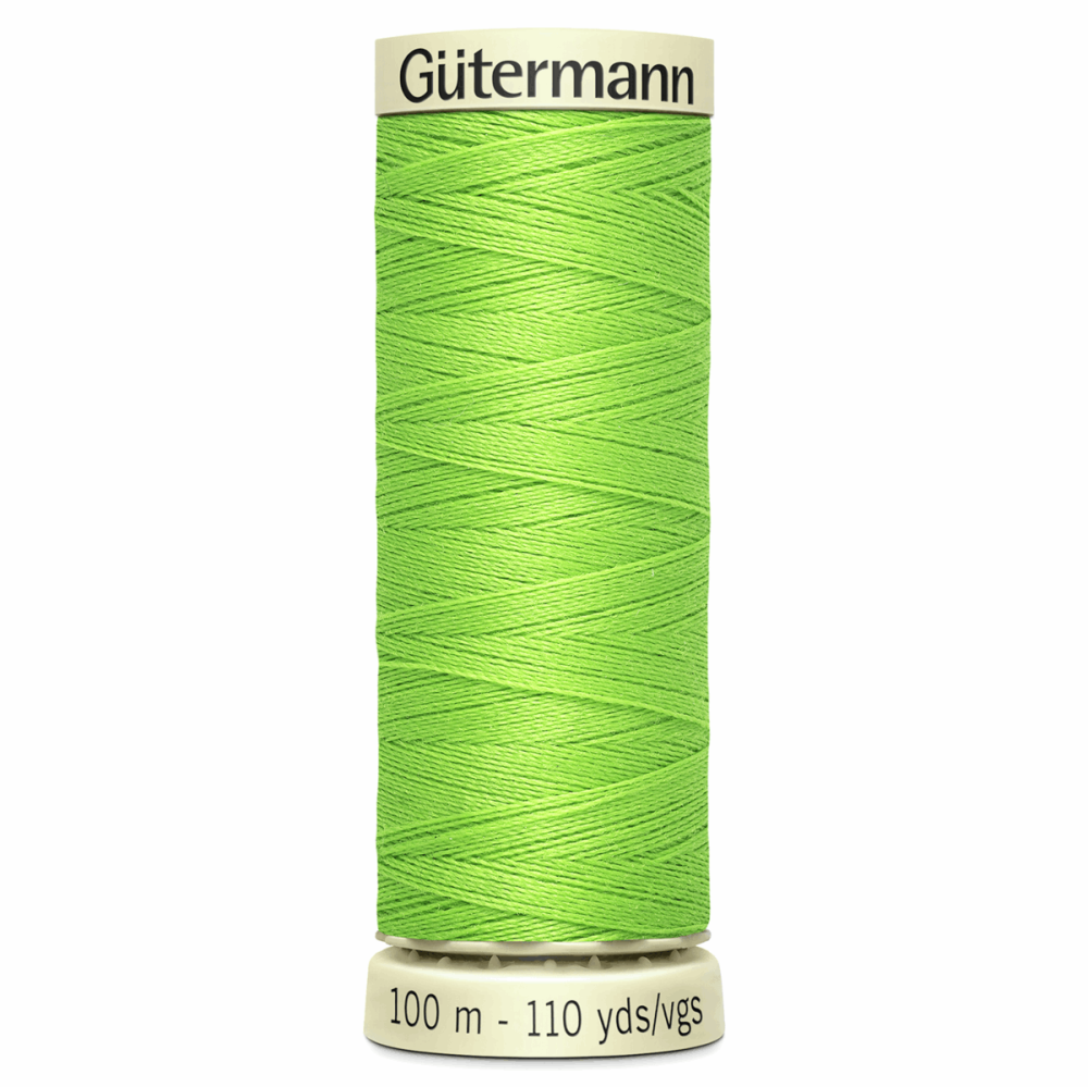 Sew All Polyester Sewing Thread Colour 336 Lime