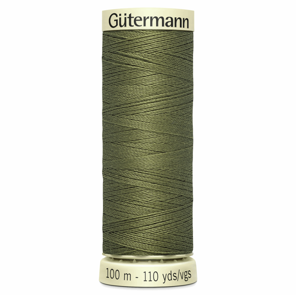 Sew All Polyester Sewing Thread Colour 432 Warm Olive