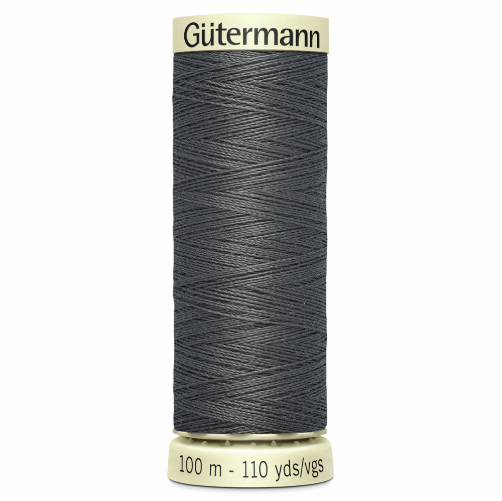 Sew All Polyester Sewing Thread Colour 702 Smoke Grey