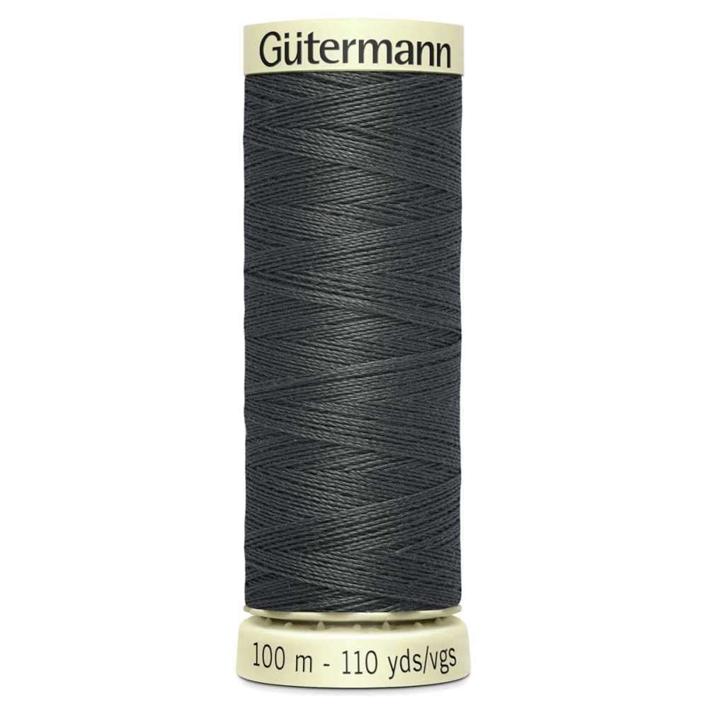 Sew All Polyester Sewing Thread Colour 36 Dark Ion Grey