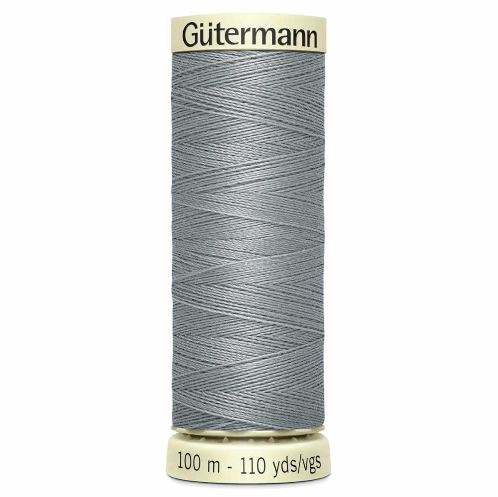 Sew All Polyester Sewing Thread Colour 40 Silver Grey 2