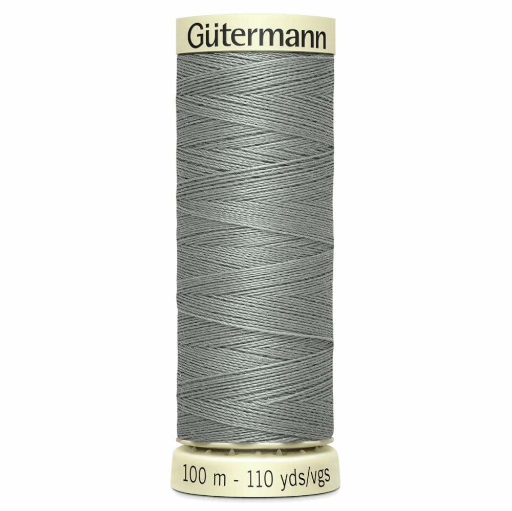 Sew All Polyester Sewing Thread Colour 634 Flint Grey
