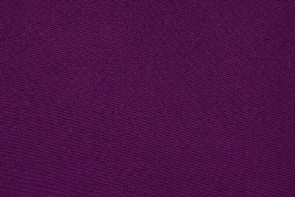 Viscose Twill Deep Raspberry Fabric