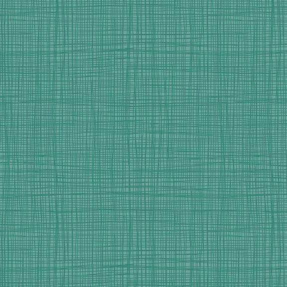 Makower Linea Texture Duck Egg Cotton Fabric