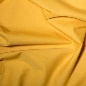 PolyCotton Fabric Mustard
