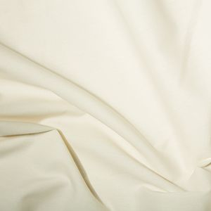 PolyCotton Fabric Cream