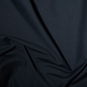 PolyCotton Fabric Navy
