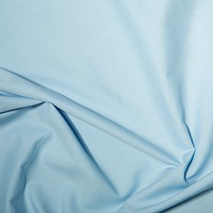 PolyCotton Fabric Light Blue