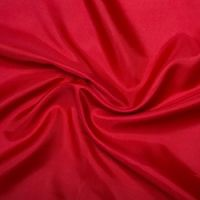 Antistatic Dress Lining Fabric Red
