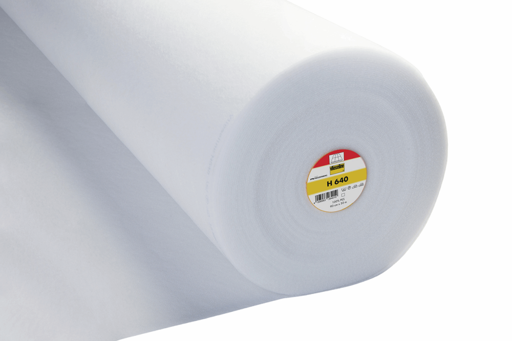 H630 Vlieseline Fusible Fleece Iron On 90cm width