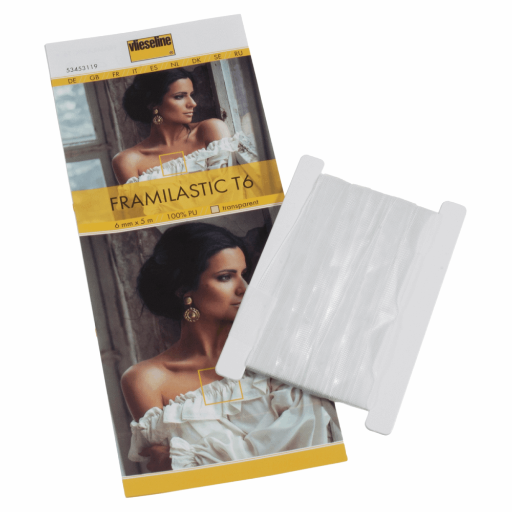 Framilastic Tape 5m x 6mm