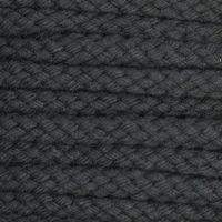 Drawstring Cord Black 5mm