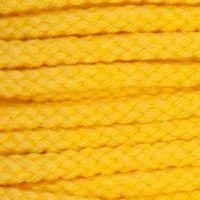 Drawstring Cord Yellow 5mm