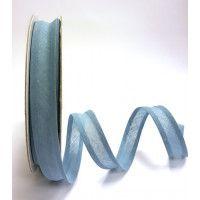Bias Binding 25mm Cotton Antique Blue