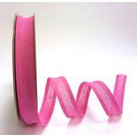 Bias Binding 25mm Cotton Bright Pink