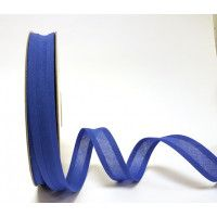 Bias Binding 25mm Cotton Mid Blue