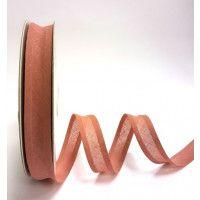 Bias Binding 25mm Cotton Dusky Pink