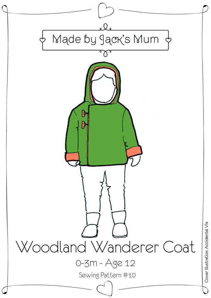 Made By Jacks Mum Woodland Wanderer Coat