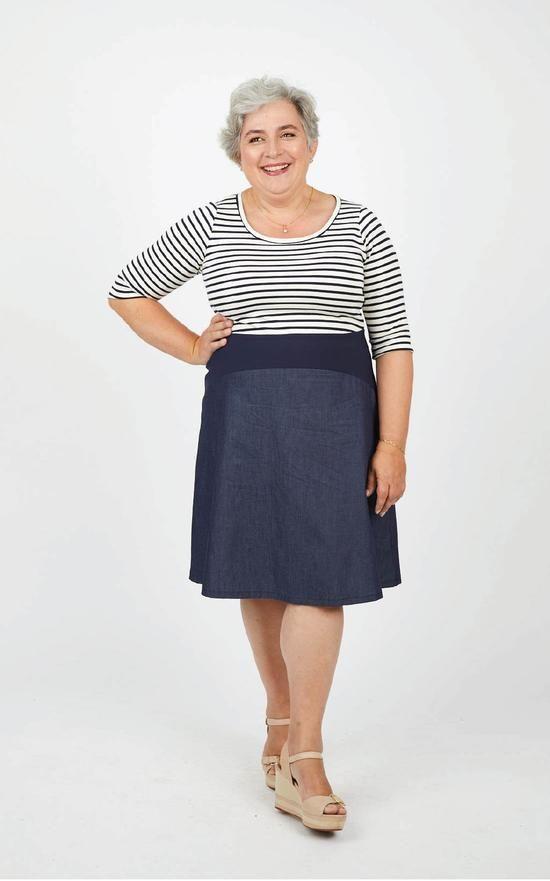 Cashmerette Washington Dress Sewing Pattern