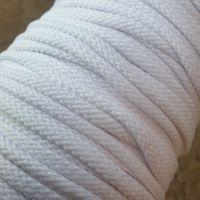 Drawstring Anorak Cord White 5mm