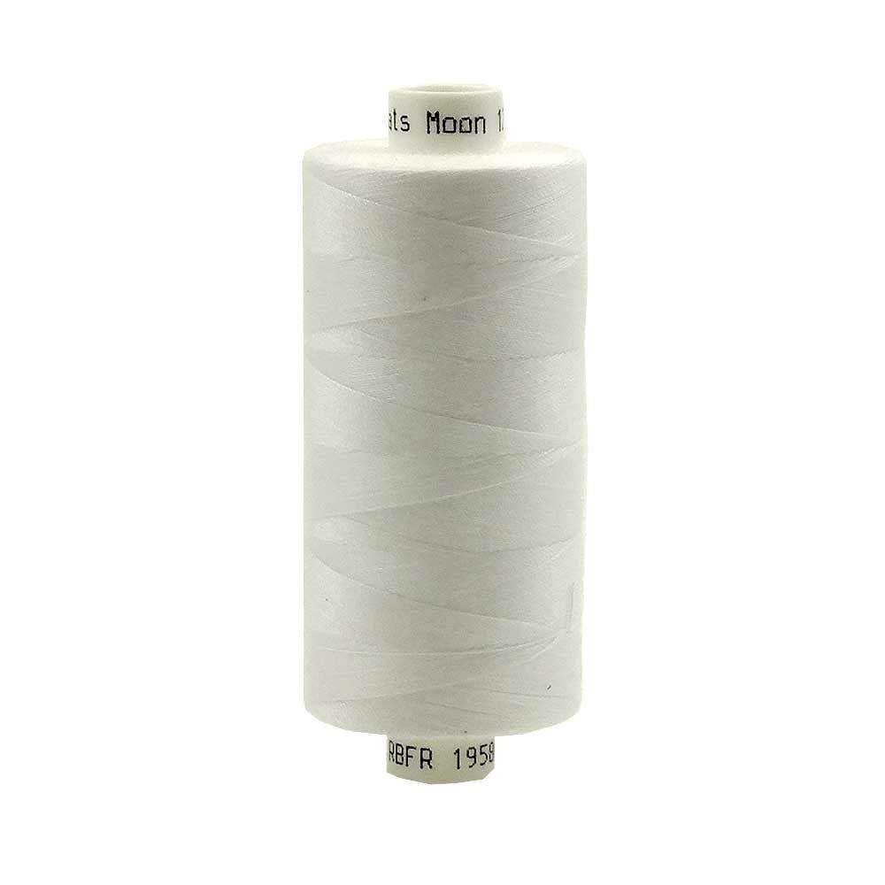 Coats Moon Thread 1000yd White