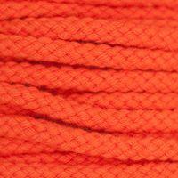 Drawstring Cord Orange 5mm