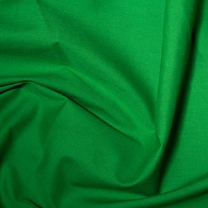 PolyCotton Fabric Emerald