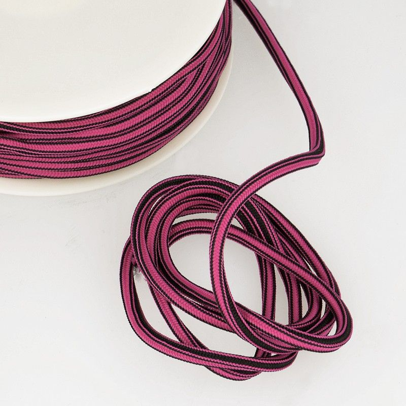 Square Cord Pink