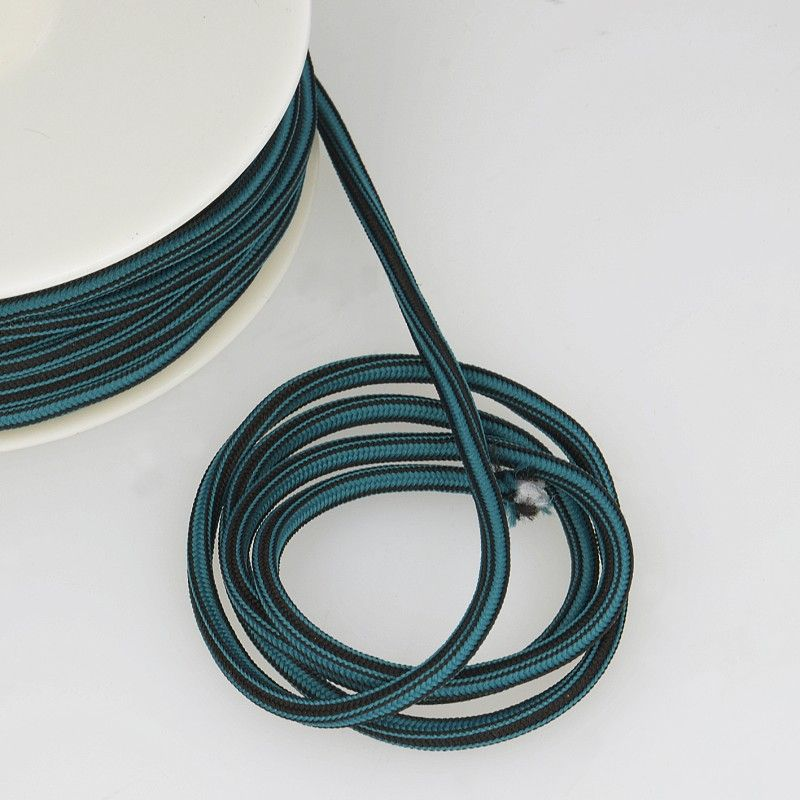 Square Cord Teal