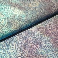 John Louden Batik Cotton Fabric Col 93 02