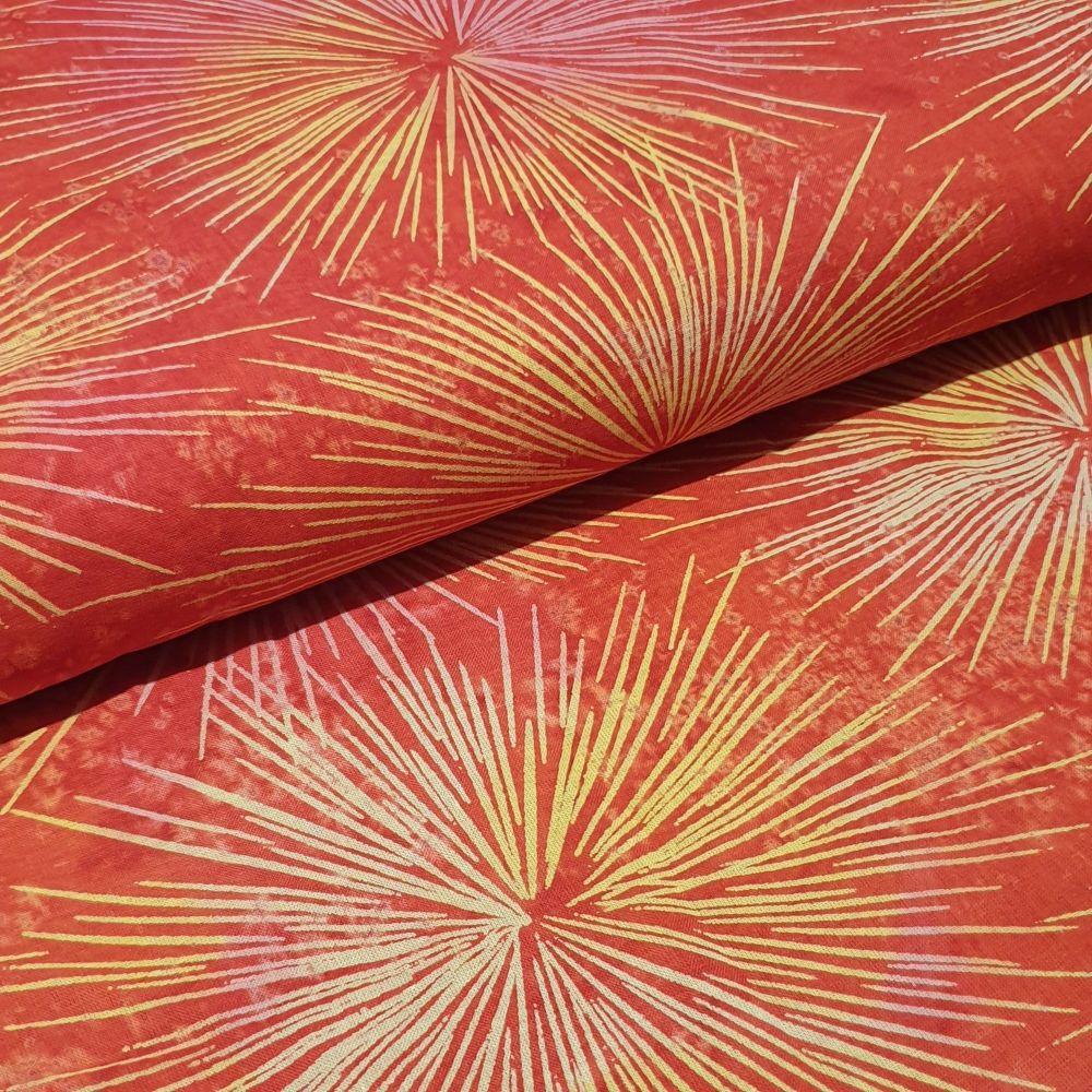 John Louden Batik Cotton Fabric Col 80 01