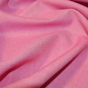 Chambray Fabric Pink