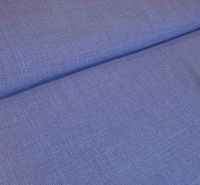 Polyester Linen Look Fabric Navy