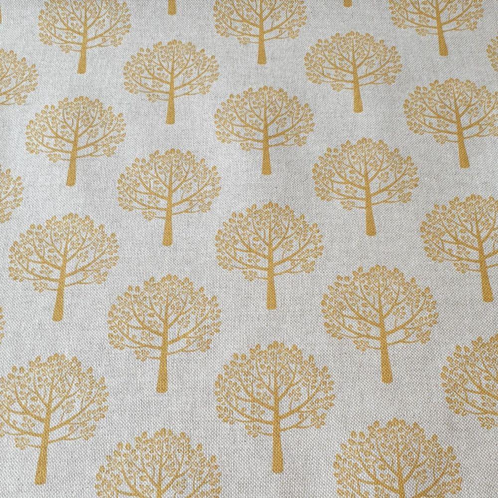 Trees Cotton Canvas Fabric