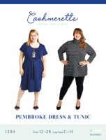 Cashmerette Pembroke Dress & Tunic Sewing Pattern