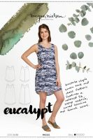 Megan Nielsen Darling Eucalypt Tank & Dress Sewing Pattern