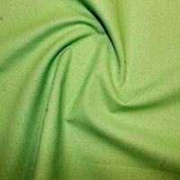 Rose & Hubble Cotton Fabric Lime