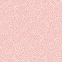 Dashwood Studio Twist Cotton Fabric Blush