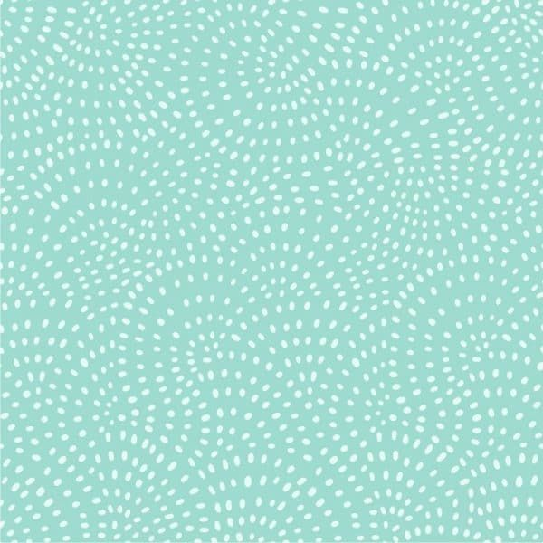 Dashwood Studio Twist Cotton Fabric Mint