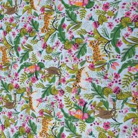Jungle Cotton Fabric